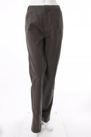 My Pants pleated pants gray green