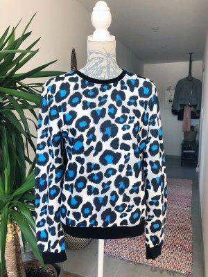 Sweatshirt multicolore coton