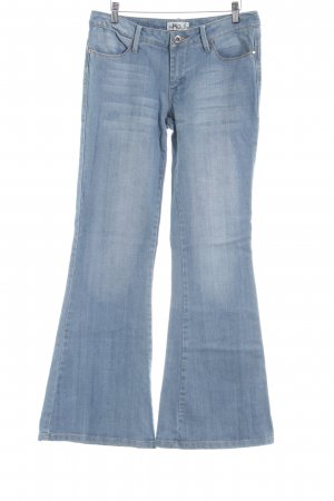 Mymo Boot Cut Jeans himmelblau Casual-Look