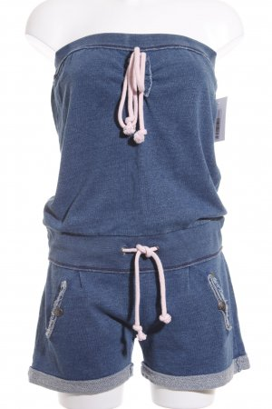 Mymo Jumpsuit blau Casual-Look