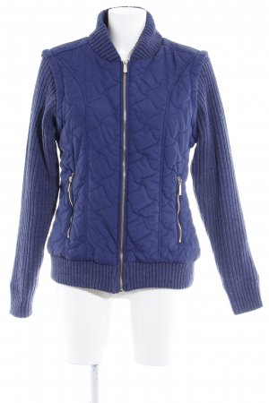 Mymo Outdoor Jacket blue casual look