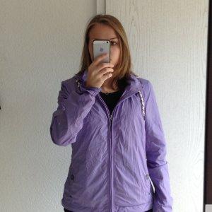 MyMo regenfeste Blouson Jacke, S lavendel