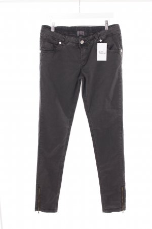 Mymo Straight-Leg Jeans anthrazit Casual-Look