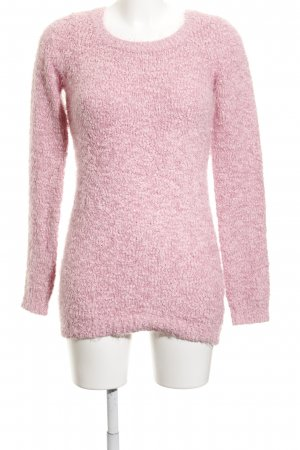 Mymo Strickpullover rosa Casual-Look