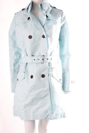 MyMo Trenchcoat babyblau
