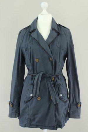 myMO Trenchcoat blau Größe XL 1710470200747