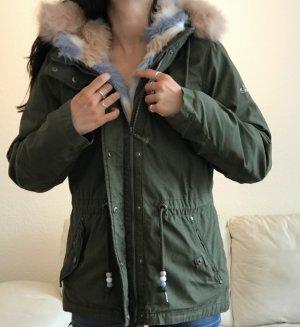 Mymo Veste d'hiver multicolore