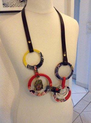 N2 Les Nereides Kette Halsband 'Le Chéri de mes souvenirs', Pop-Art, neu
