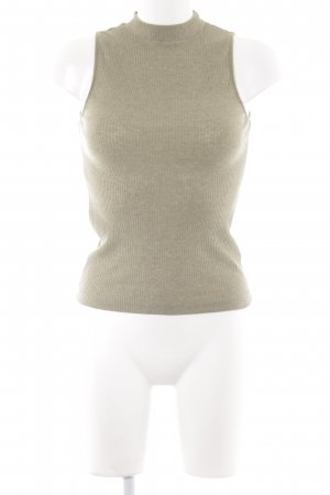 NA-KD Basic Top grüngrau Casual-Look