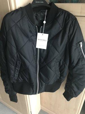 Rut & Circle Bomber Jacket black
