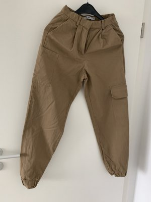NA-KD Cargo Pants light brown cotton