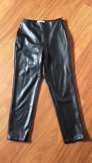 Nakd Leather Trousers black