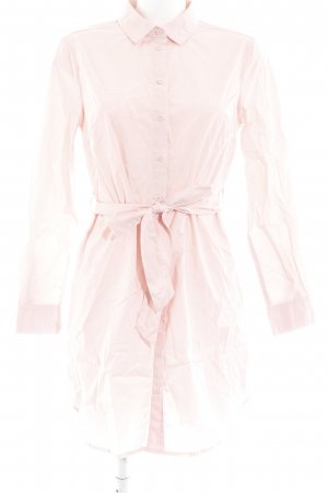 NA-KD Robe chemise rose clair style décontracté