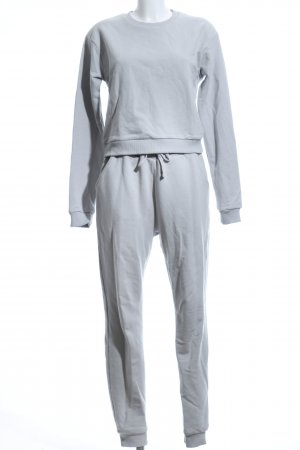 NA-KD Twin Set tipo suéter light grey casual look