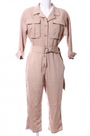 NA-KD Jumpsuit pink Casual-Look