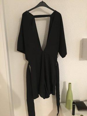 Na-kd Jumpsuit Playsuit Boho Overall schwarz