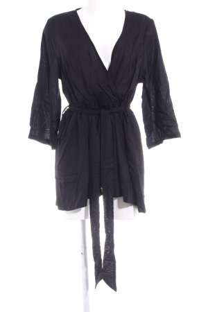 NA-KD Jumpsuit schwarz minimalistischer Stil