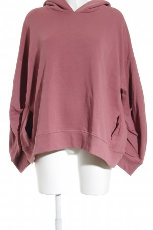 NA-KD Kapuzensweatshirt hellrot sportlicher Stil