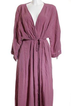 NA-KD Kimono rosa Casual-Look