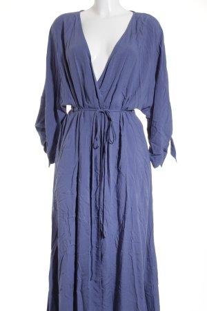 NA-KD Kimono stahlblau Casual-Look