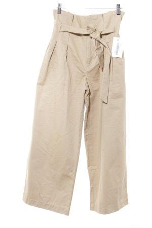 NA-KD Marlene Trousers beige '30s style