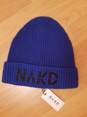 NA-KD Berretto blu-blu scuro