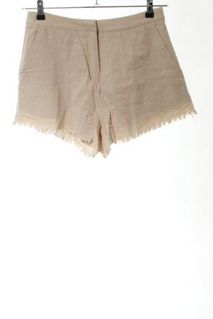 NA-KD Shorts beige-hellrosa Beach-Look