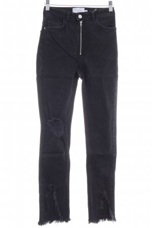 NA-KD Skinny Jeans schwarz Casual-Look