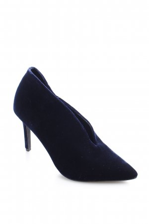 NA-KD Spitz-Pumps blau Casual-Look