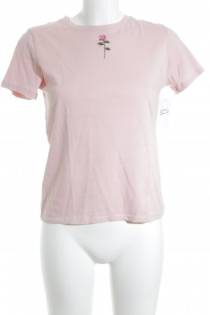 NA-KD T-Shirt rosé Street-Fashion-Look