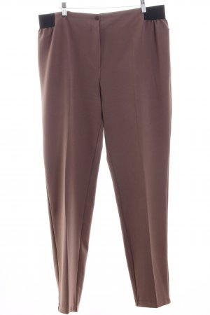 Naber Collection Stoffhose beige Casual-Look