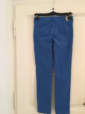 Atelier Gardeur Jersey Pants steel blue