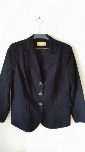 Biba Jersey Blazer dark blue-black