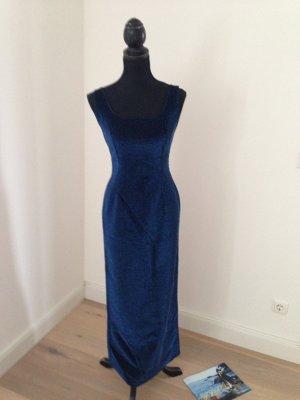 Nachtblaues Lilly Abendkleid