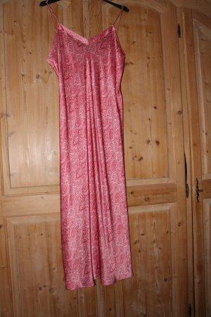 Nachthemd aus echtem Seidensatin; Größe XL (44 / 46); ungetragen!