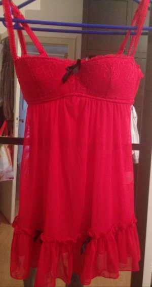 Hunkemöller Negligee red