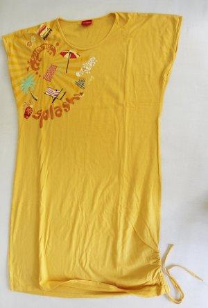 Nachthemd Schlafanzug Schlafzeug Triumph Gelb