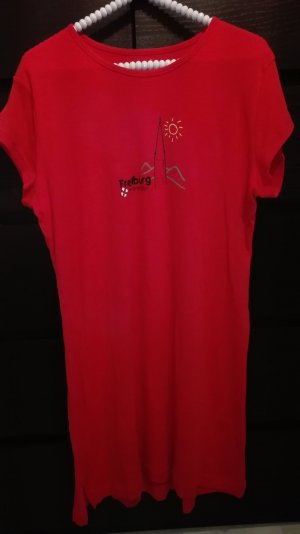 Manguun Pyjama rouge coton