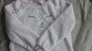 Hunkemöller Vêtement pour la maison blanc-rose clair
