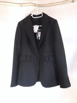 Atos Lombardini Tuxedo Blazer black-white