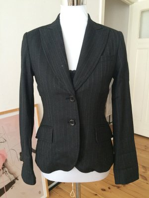 Bernd Berger Blazer court multicolore