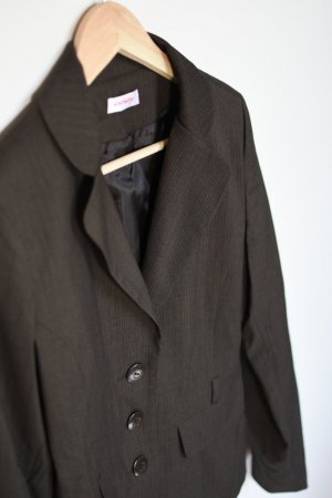Orsay Business Suit grey brown-white mixture fibre