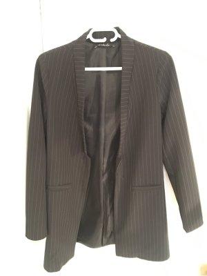 Lange blazer veelkleurig Polyester