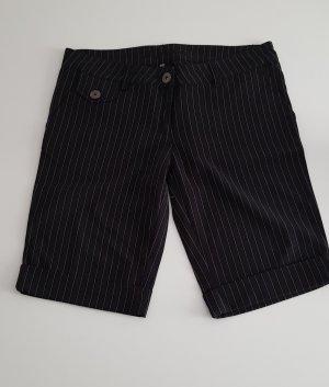 Amisu Pantalón tipo suéter negro