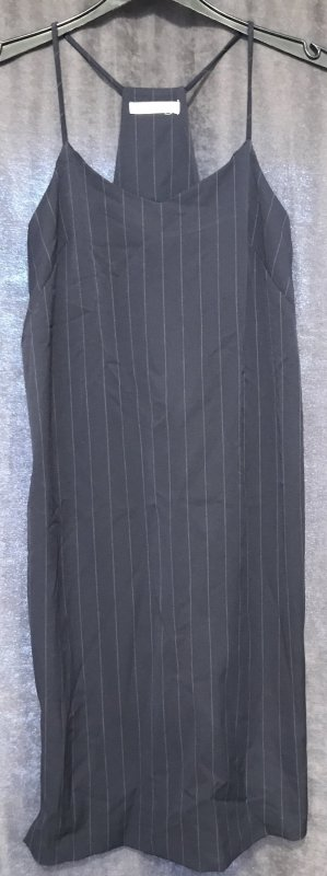 Nadelstreifenkleid  mit feinen Trägern Mango Gt. xs