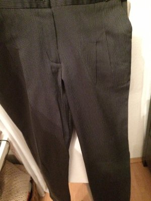 Mango Suit Chinos dark grey