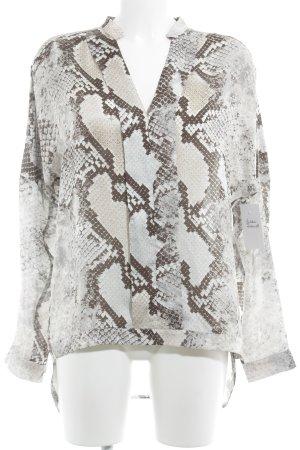 Nadine H. Langarm-Bluse mehrfarbig Elegant