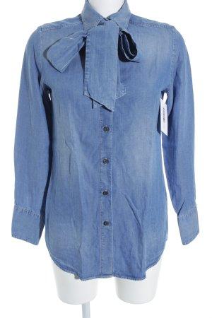 Nadine H. Long Sleeve Shirt blue casual look
