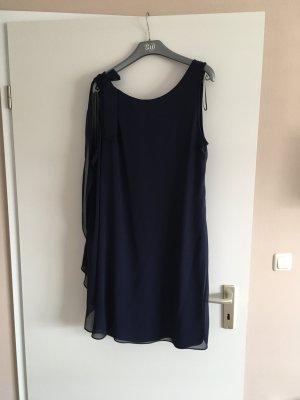 Naf Naf Blaues Sommerkleid