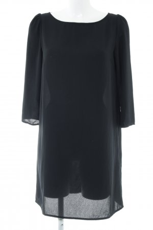 Naf naf Blusenkleid schwarz Business-Look